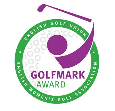 Golf Mark Award Logo