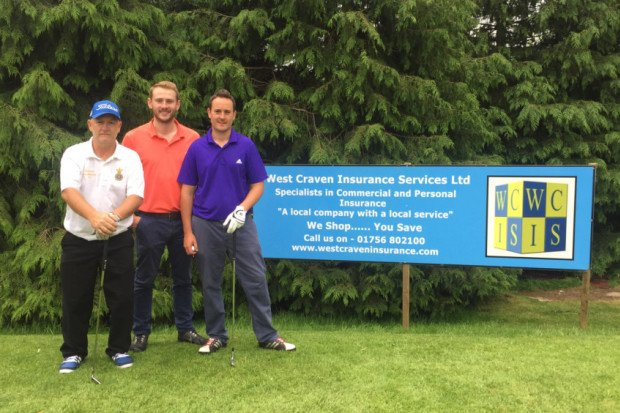West Craven Insurance Golf Day