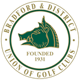 Bradford and District Union of Golf Clubs Logo