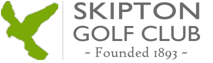 Skipton Golf Club Retina Logo